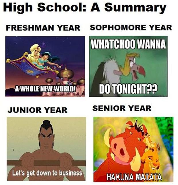 <b>High school</b> freshman <b>Jokes</b>