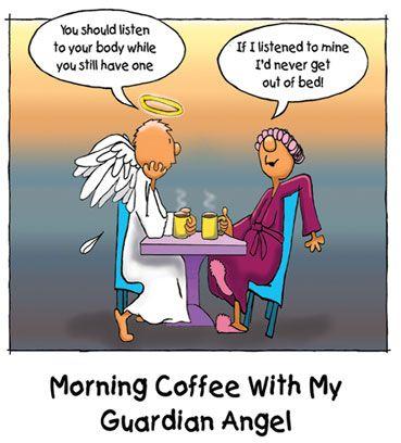 Angel Jokes