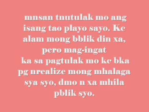 Tagalog Love Quotes Jokes