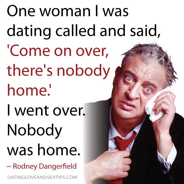 Rodney dangerfield Jokes