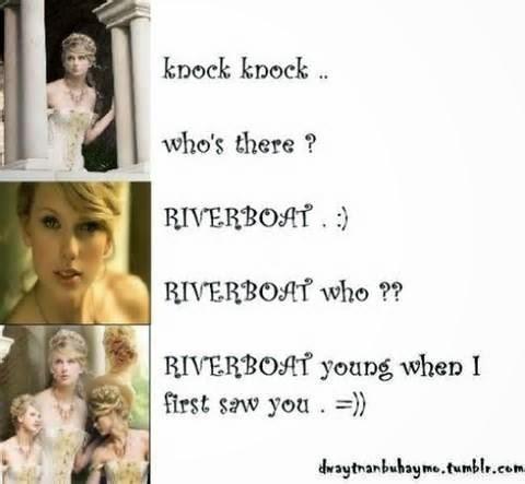 Knock knock pick up Jokes