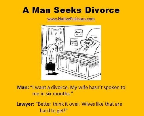 English Wife Jokes