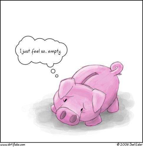 Piggy bank Jokes