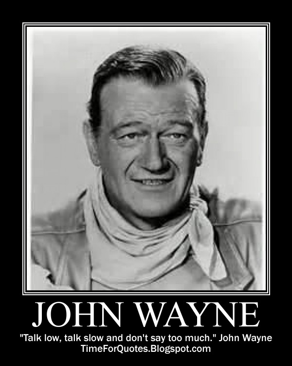 John Wayne Jokes