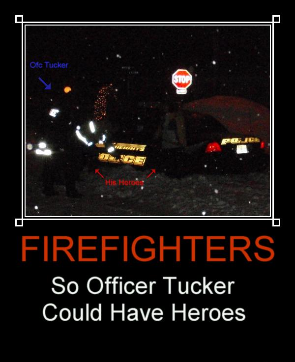 Cops Vs Fireman Jokes