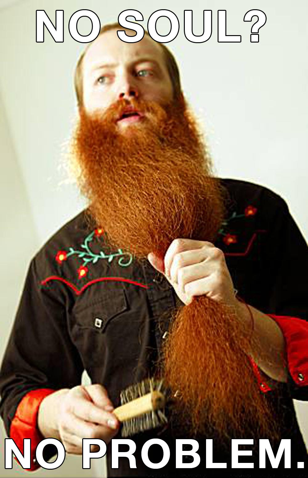 Don T Me Because I M Beardful Funny Beard E By