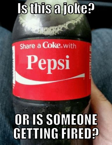 Pepsi Jokes