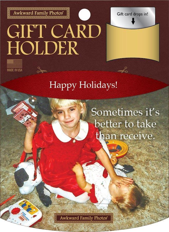Gift Card Jokes