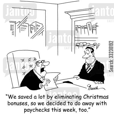 Christmas bonus Jokes