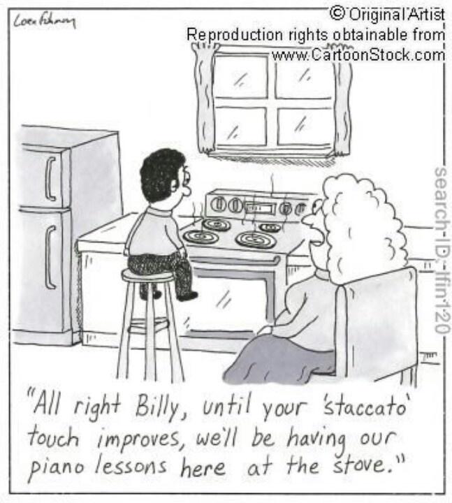 Music Teacher Jokes
