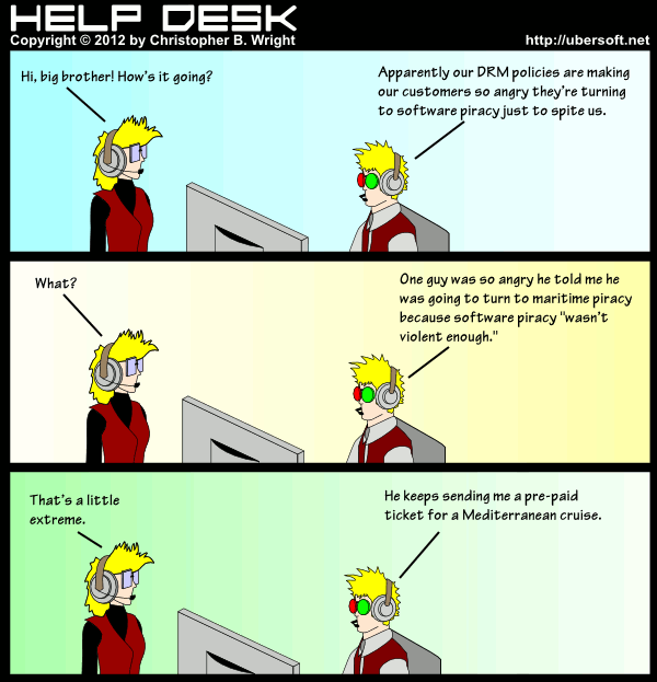 Help Desk Jokes