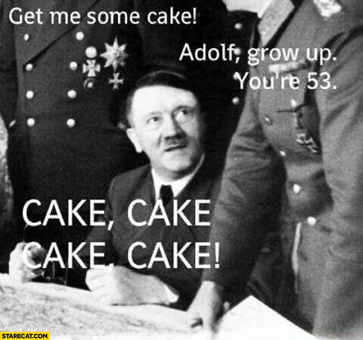 Hitler Birthday Jokes