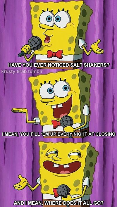 Spongebob knock knock Jokes