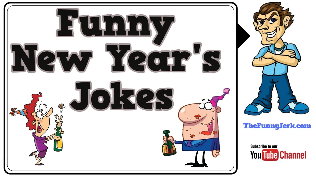 Funny new years eve Jokes