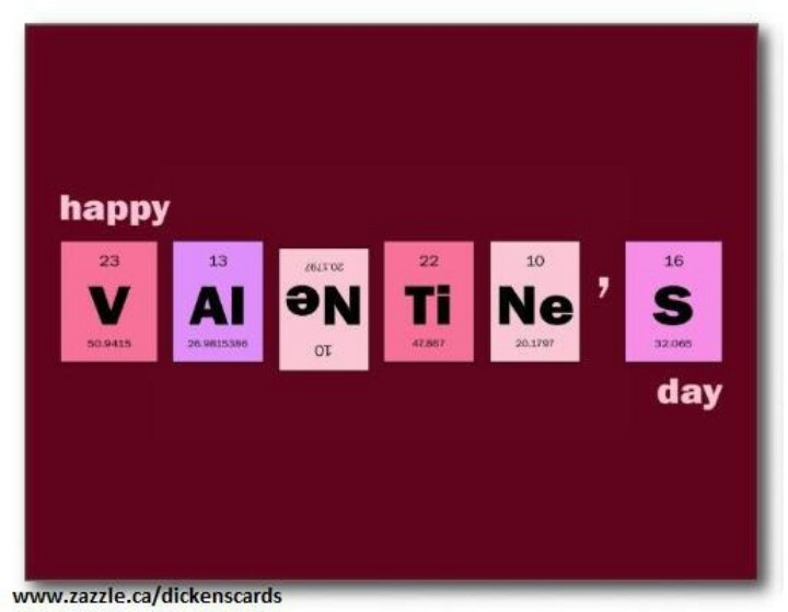 Image result for CHemistry valentine