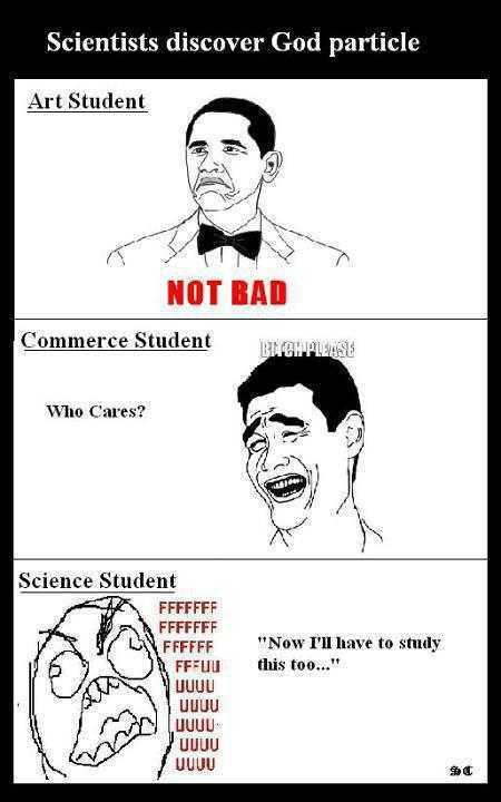 Science Student Jokes