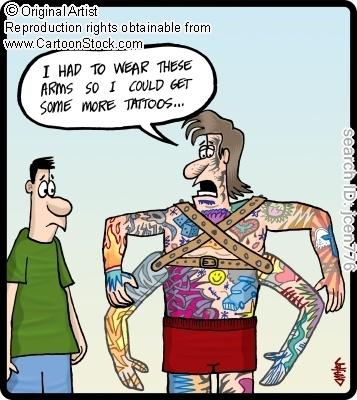 Tattoo Jokes