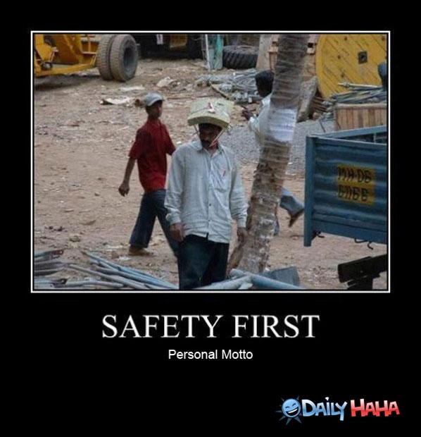Safety Man Jokes
