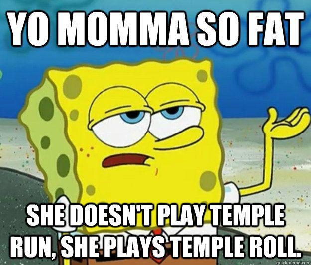 Big yo mama head jokes so Yo Mama