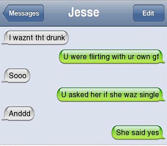 Best text Jokes