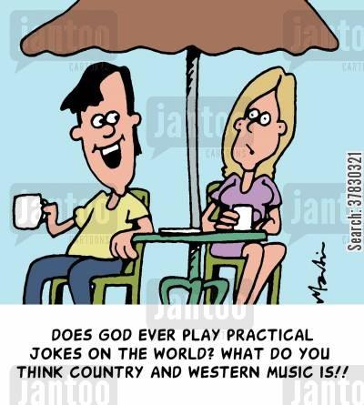 Western jokes