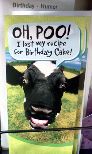 Cow Birthday Jokes