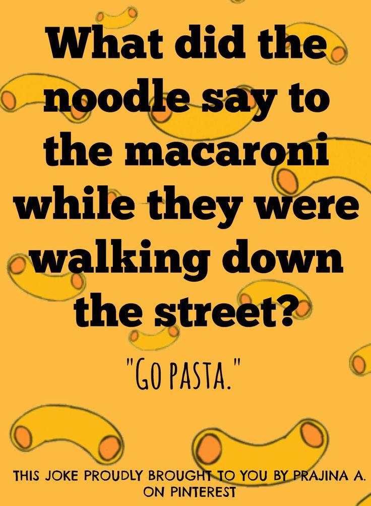 spaghetti jokes