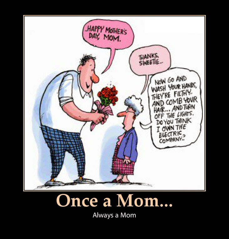 Funny mothers day Jokes