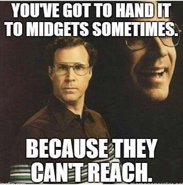 Midget meme the