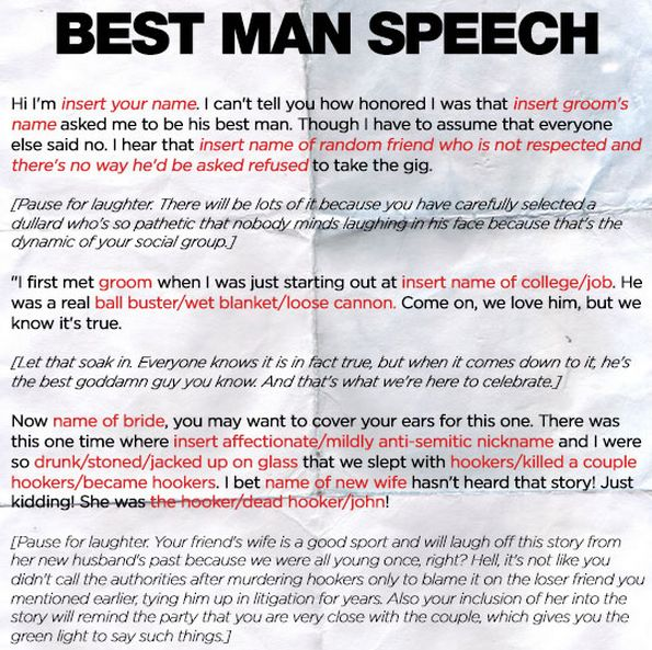best man speech solo otras ideas de imagen de la hogar