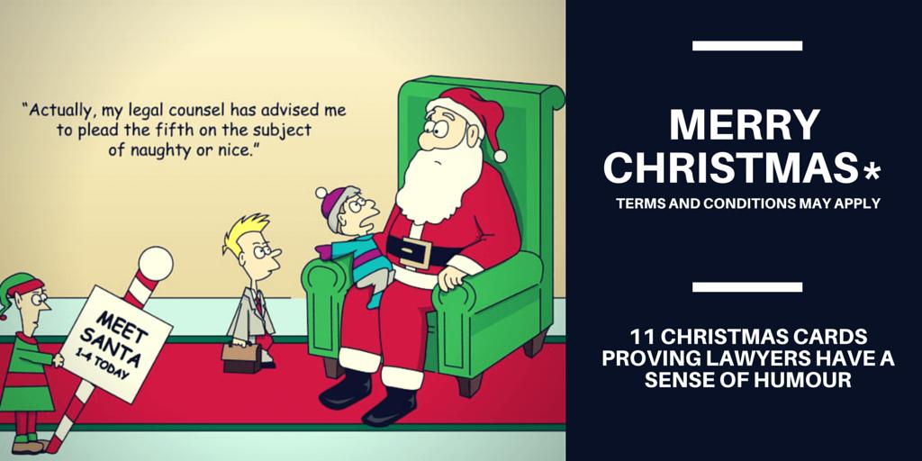 Lawyer Christmas Jokes