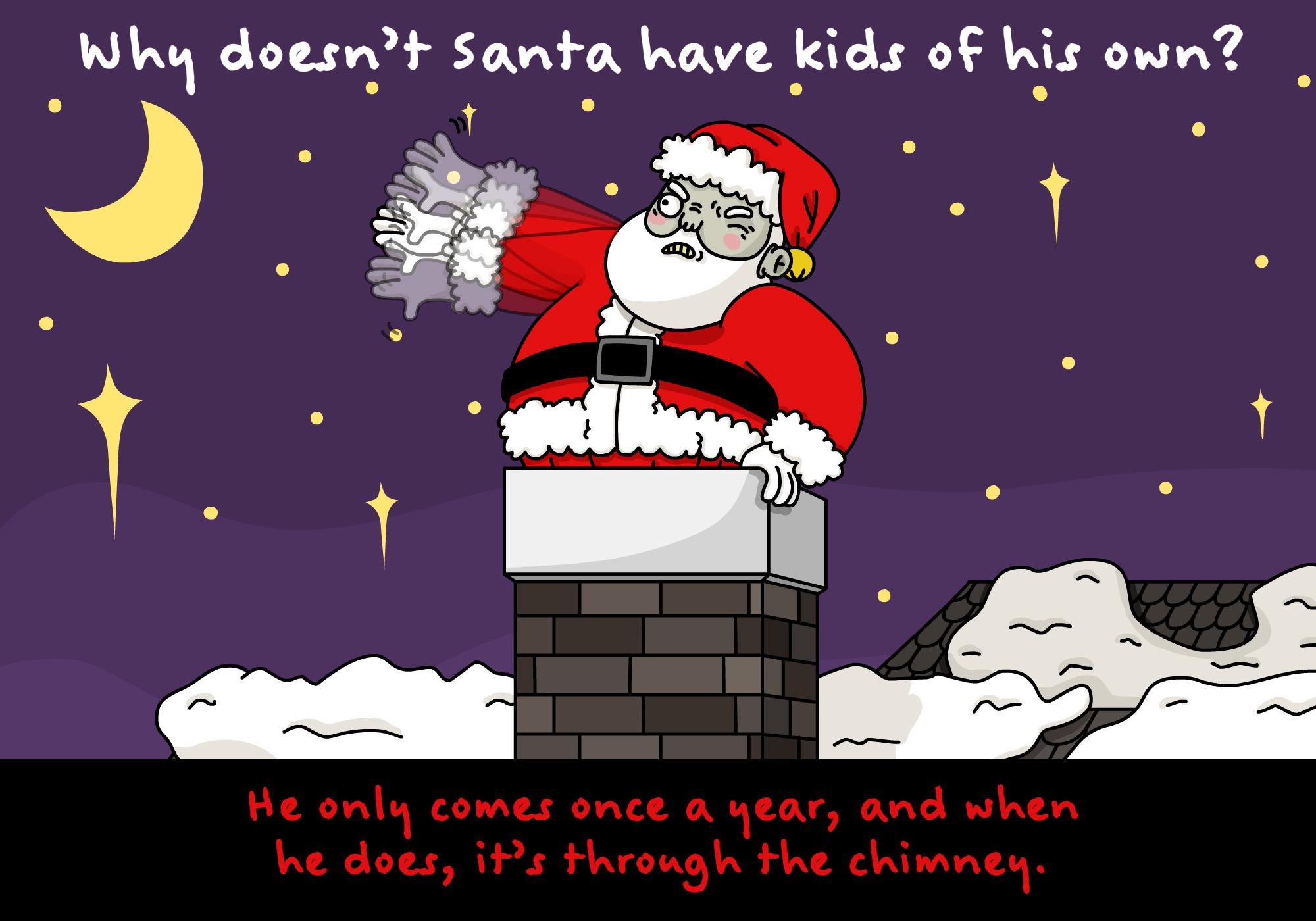 Offensive christmas Jokes