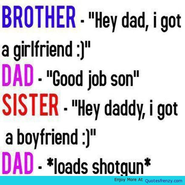 Boyfriend jokes short Funny Dating