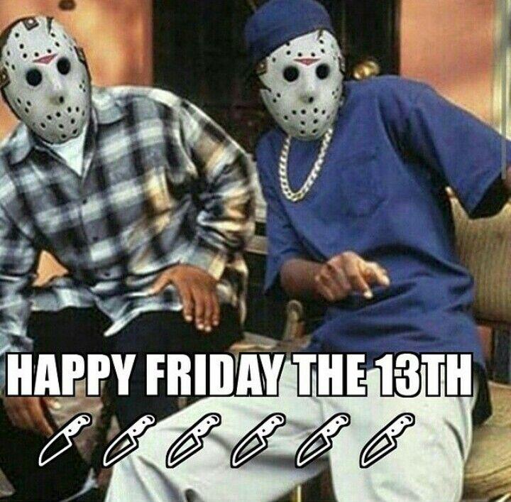 Friday The 13th Jokes