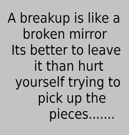 Break up Jokes