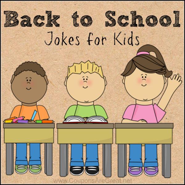 Going Back To School Jokes