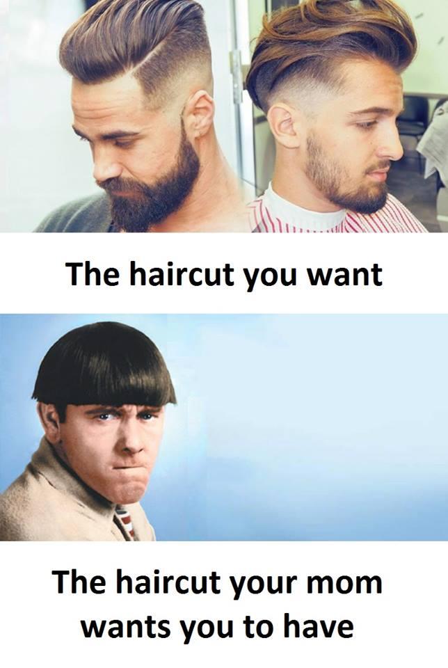 Bad Hair Cut Jokes