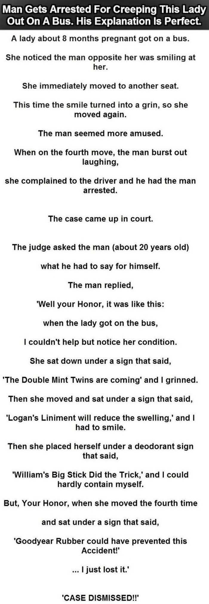 Funny short stories Jokes