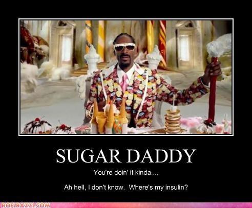Memes Funny Sugar Mama Quotes