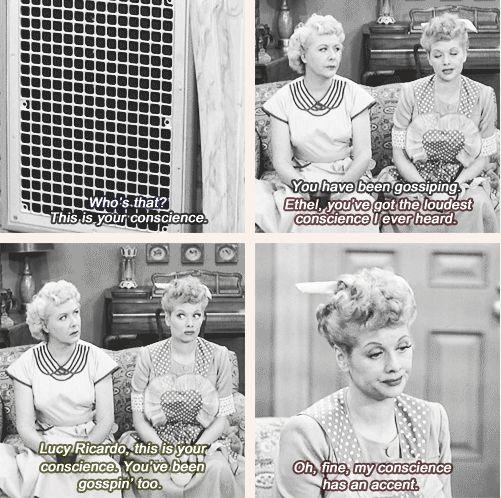 I Love Lucy Jokes