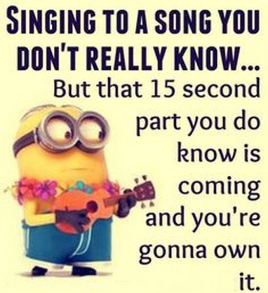 Funny singing Jokes