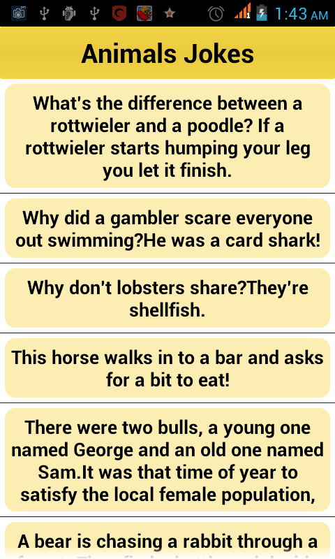Funny Question And Answer Jokes