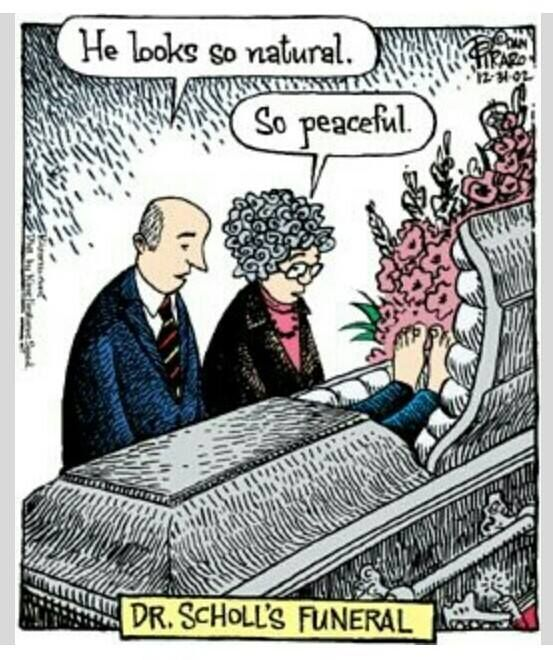 Funeral Home Jokes
