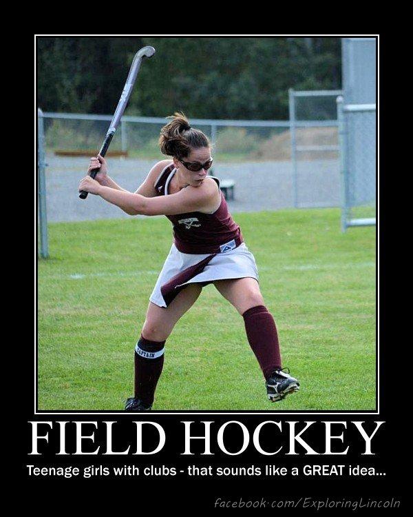 Funny field hockey Jokes