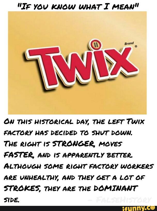twix jokes