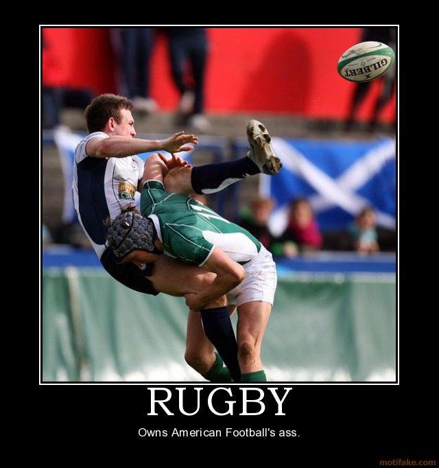 Football Vs Rugby Jokes