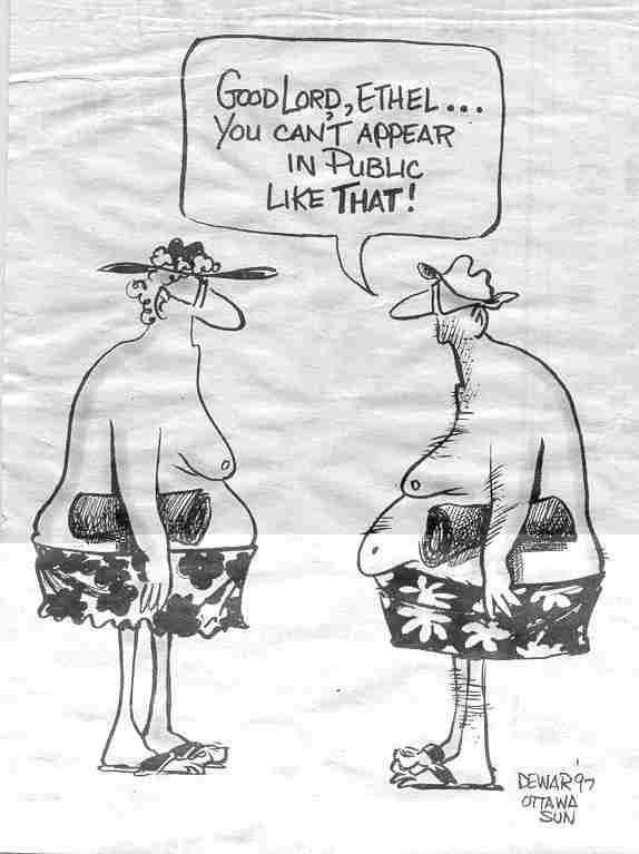 Funny Beach Jokes