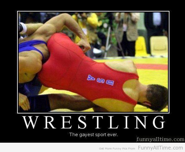 High School Wrestling Jokes