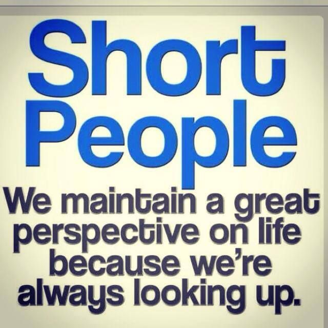 Short Height Jokes