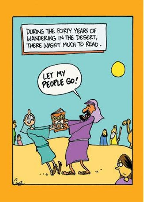 Church humor jokes